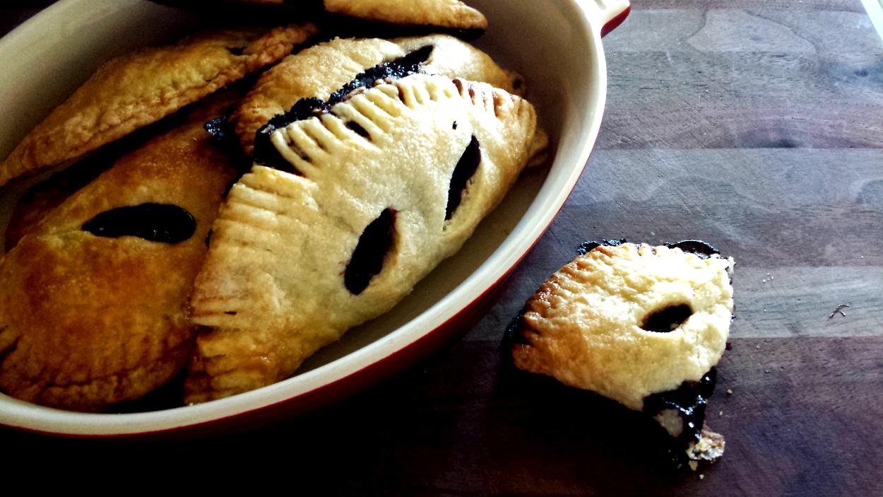 cherry pinot noir hand pies