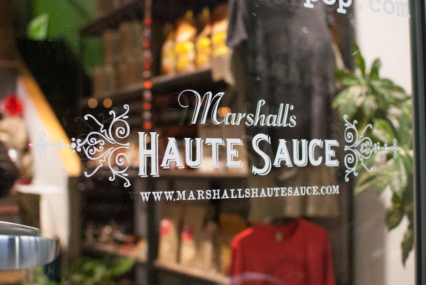 marshalls haute sauce