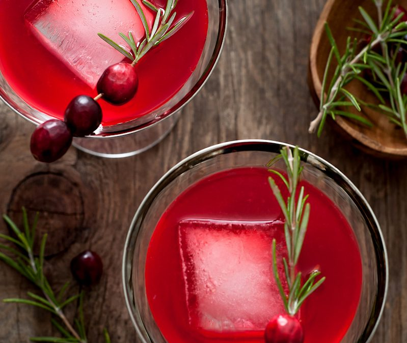 Cranberry Smash