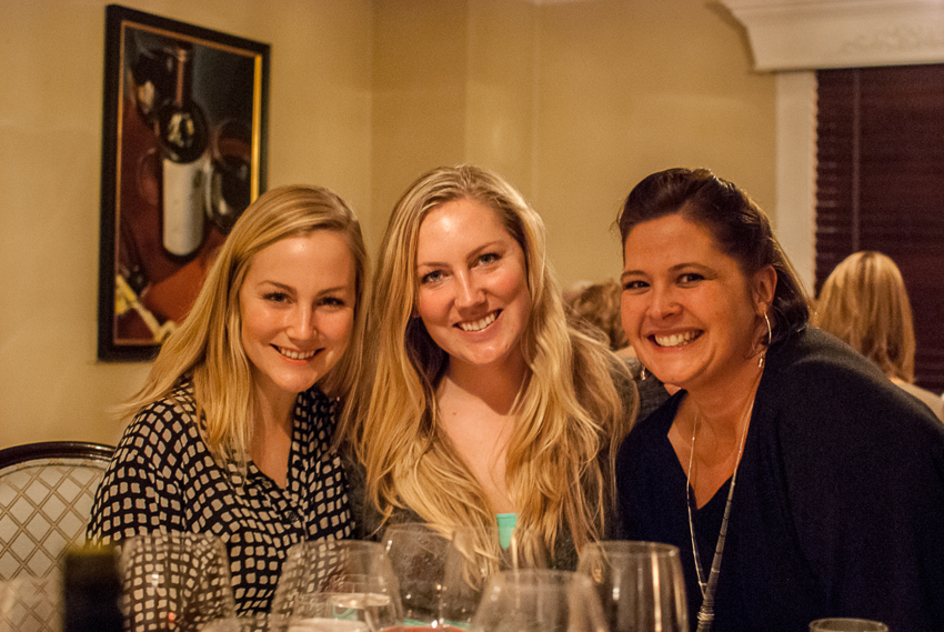 the painted lady wine dinner