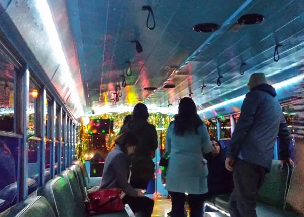 karaoke buss