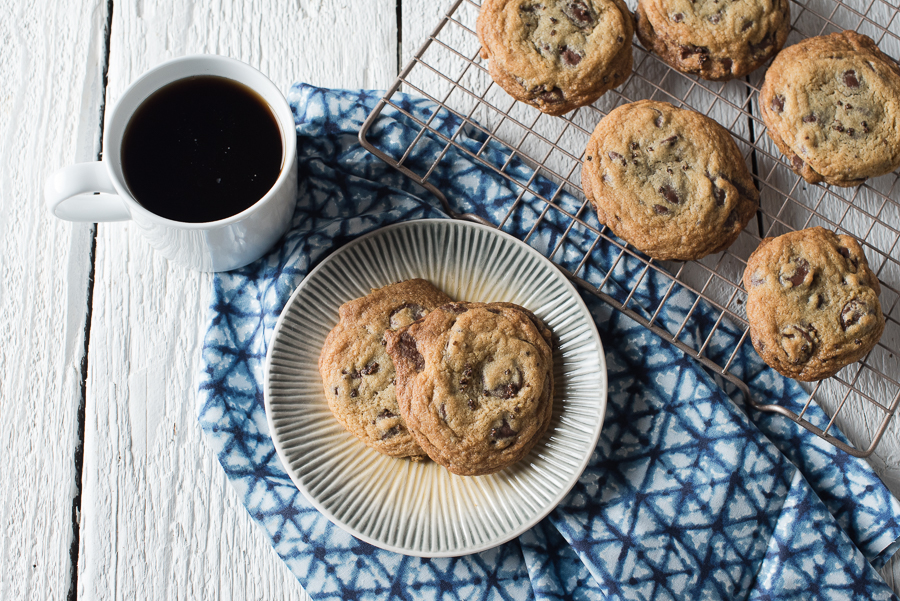 Abby's Chocolate Chip Cookies